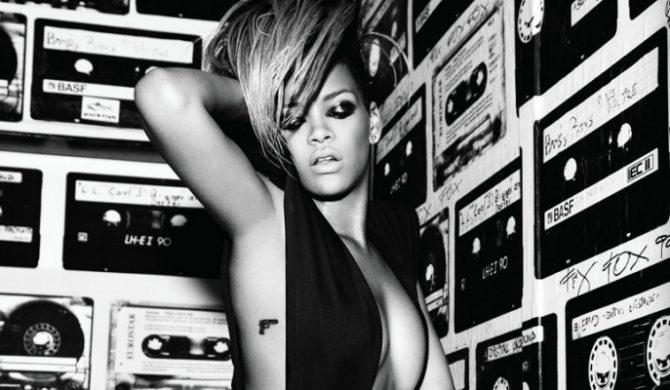 Rihanna pracuje z Timbalandem