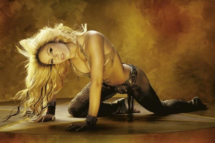 Shakira najpopularniejszą gwiazdą muzyki latynoskiej