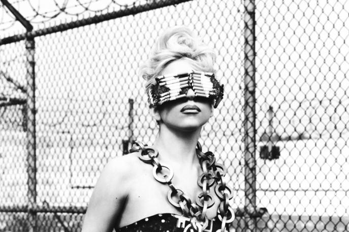 """Na żywo: Lady Gaga: """"Bad Romance"""" i """"Alejandro"""""""