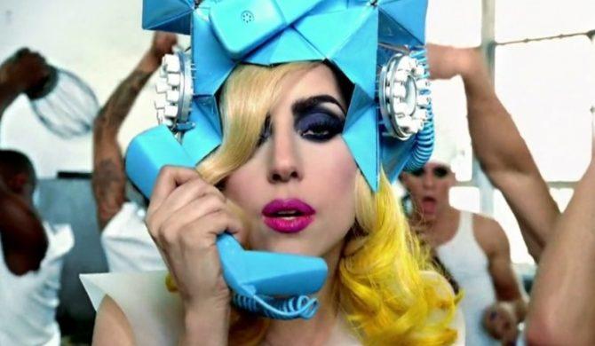 Wojskowa Lady Gaga [video]
