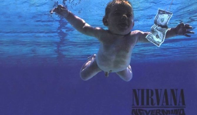 """Dorosły chłopak z okładki """"Nevermind"""" [video]"""