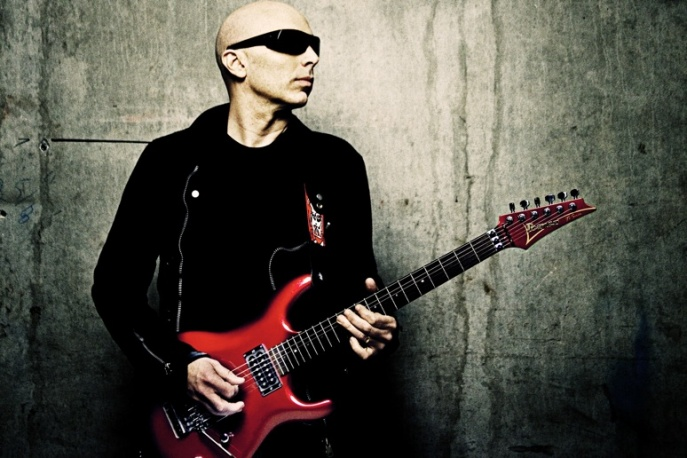 Joe Satriani solo