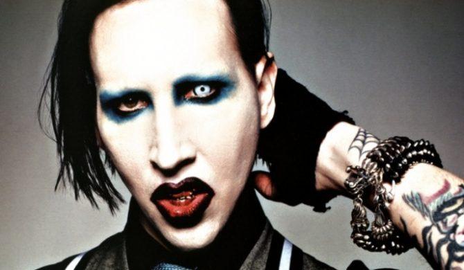 Marilyn Manson chce ranić