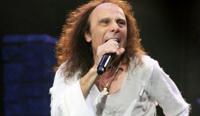 Ronnie James Dio nie żyje