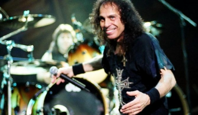 Lars Ulrich pisze do Ronnie`go Dio