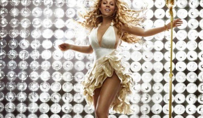 Fragment nowej Mariah Carey