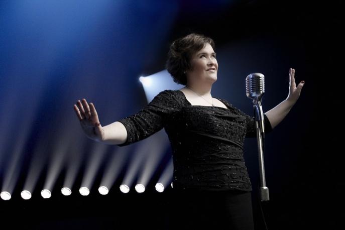 """Kuzynka Susan Boyle wystąpiła w """"Mam talent""""! [video]"""