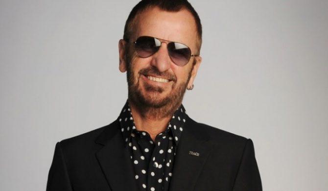 Ringo Starr zorganizuje koncert na urodziny