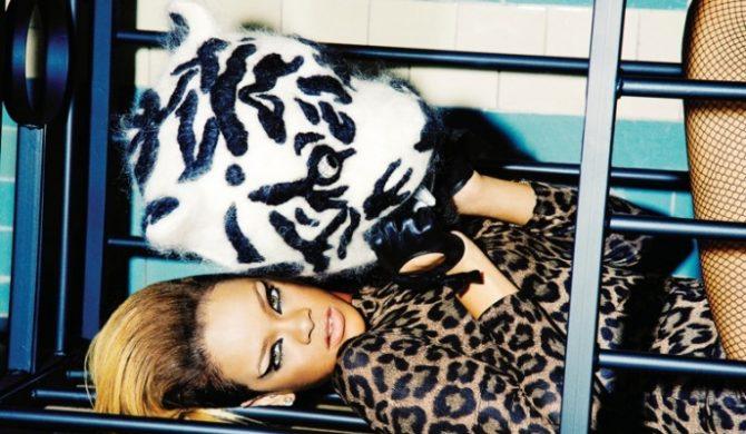 "Teledysk: Rihanna – ""Rockstar 101"""