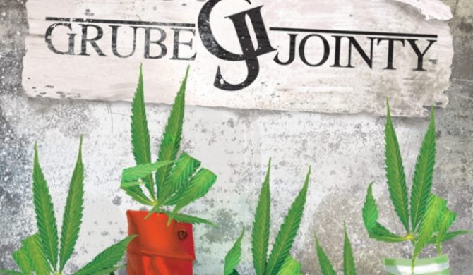 Płyta Grube Jointy i zapowiedź Marszu Konopii 2010