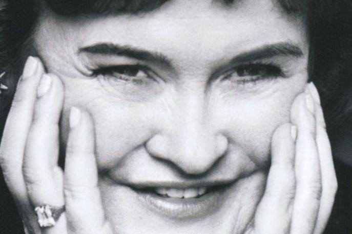 Plies też chce Susan Boyle