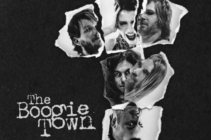 The Boogie Town eksplodowało