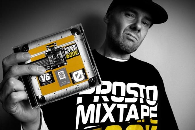 Coraz bliżej do koncertów Prosto Mixtape 600V