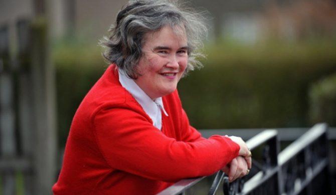Susan Boyle dla papieża?