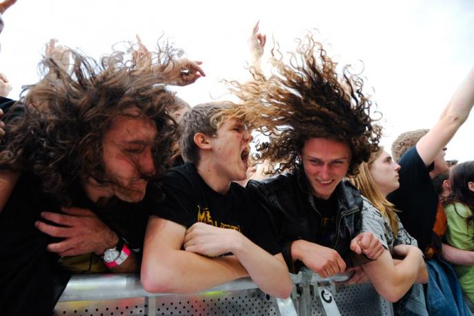 Sonisphere Festival 2010 – święto fanów thrashu za nami
