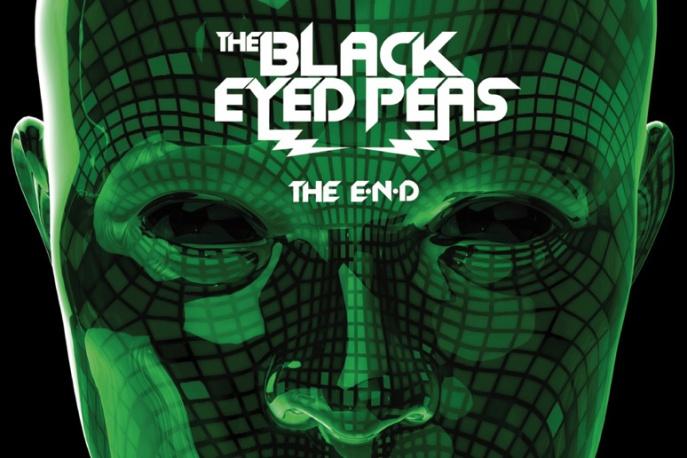Okładka Nowego Black Eyed Peas Znana