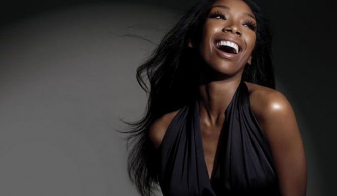 Brandy: mam dużo muzyki od Timbalanda