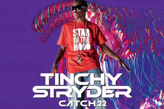 """Tinchy Stryder: """"Jedna piosenka może zmienić wszystko"""""""