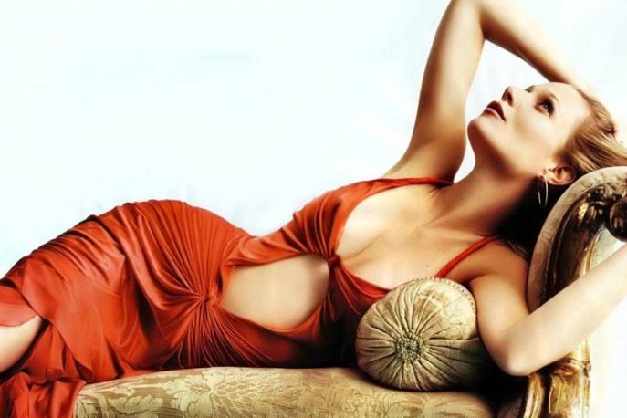 Gwyneth Paltrow gra country