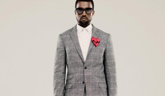 Pozytywna płyta Kanye Westa