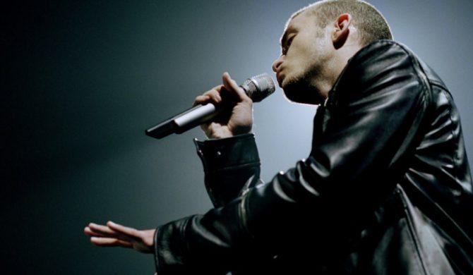"""Timberlake: """"nie"""" dla Facebooka"""