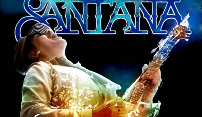 Zobacz okładkę nowej płyty Carlosa Santany