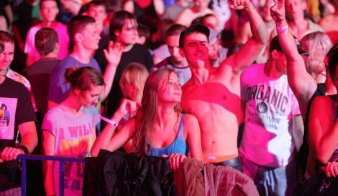 Rekordowy pierwszy dzień festiwalu Audioriver