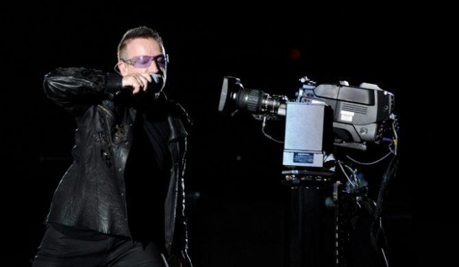 """U2 – """"Glastonbury"""" Live (Video)"""