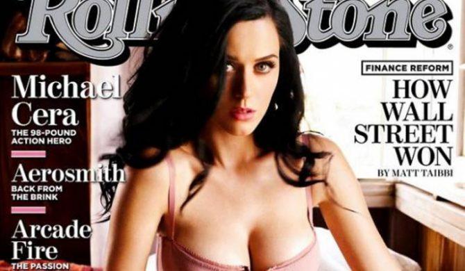 Zobacz film z seksownej sesji Katy Perry (Video)