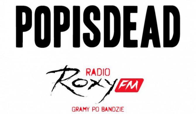 "Składanka Radia Roxy ""Pop is dead"""