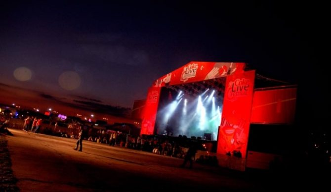 Bilety na Coke Live Music Festival wygrali