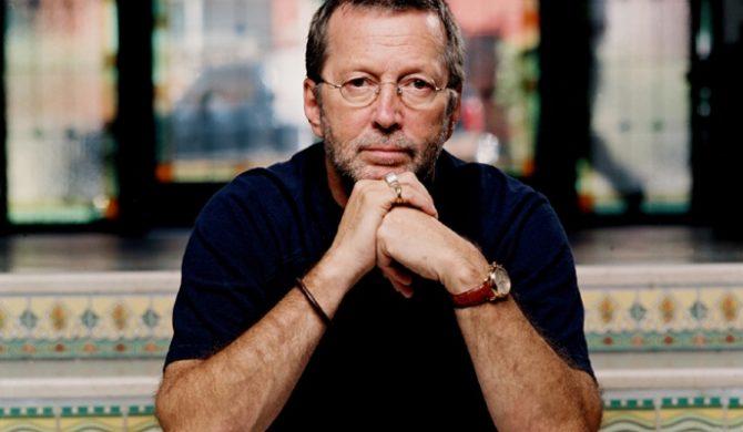 Eric Clapton we wrześniu