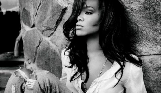 Rihanna, ta jedyna dziewczyna