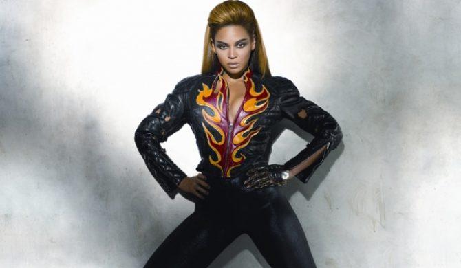 Beyonce nie chce się chodzić
