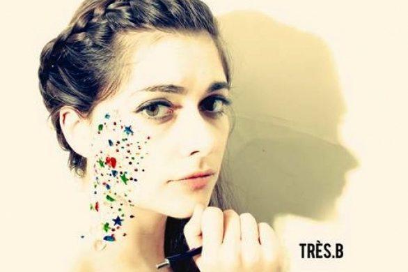 tres.b – tytuł płyty, okładka i koncerty
