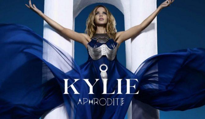Kylie Minogue zapowiada teledysk