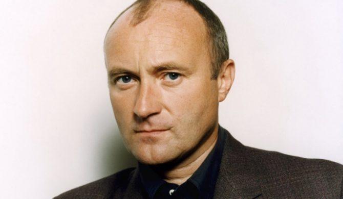 Phil Collins: Przyklejam pałeczki do rąk taśmą