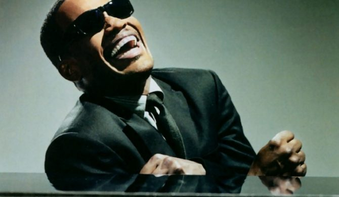 Ray Charles i Johnny Cash razem
