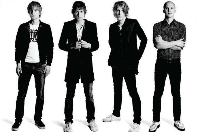 Nowy zespół wokalisty Razorlight