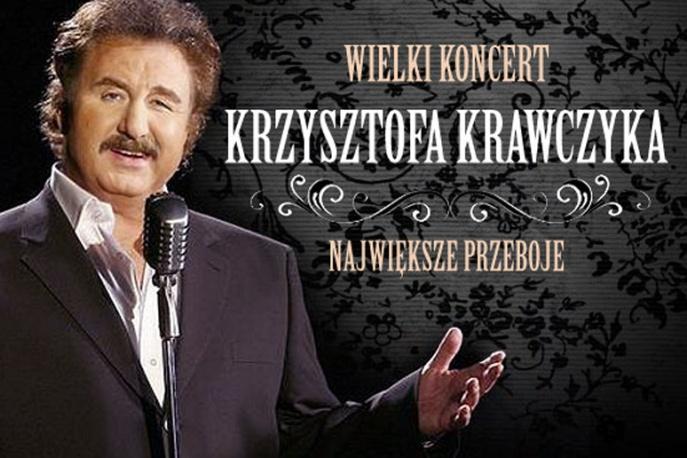 Wielki koncert Krzysztofa Krawczyka