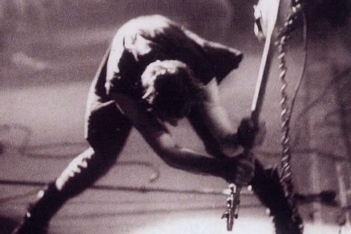 Gitarzysta Clash wspiera legendarny klub