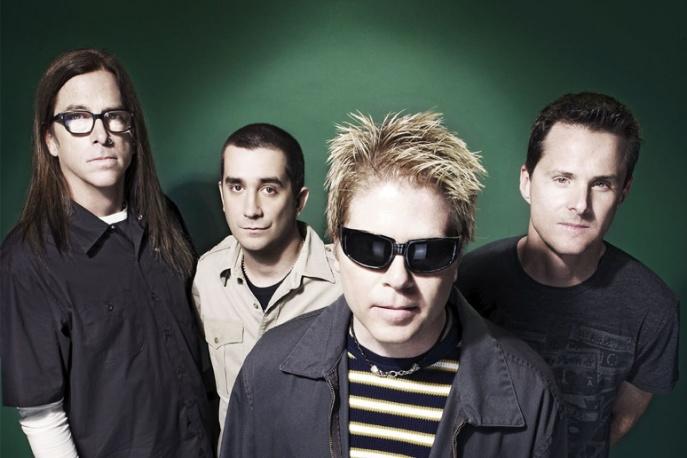 Offspring uruchamiają stronę internetową