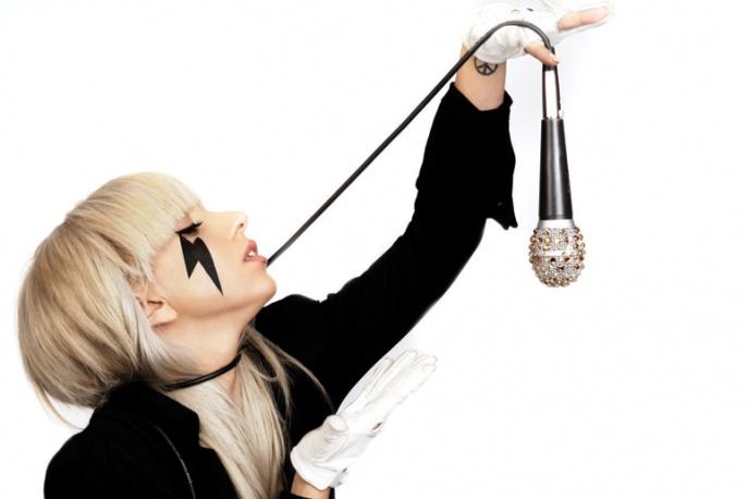 Lady GaGa złożyła hołd Lennonowi