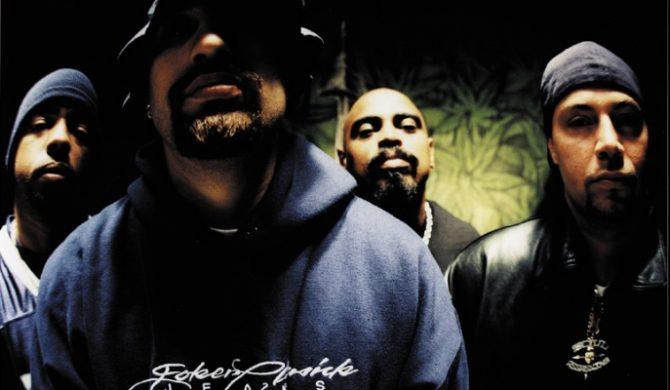 Członek Cypress Hill ze składanką