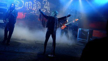 Dym Przeszkadzał Britney Na Koncercie