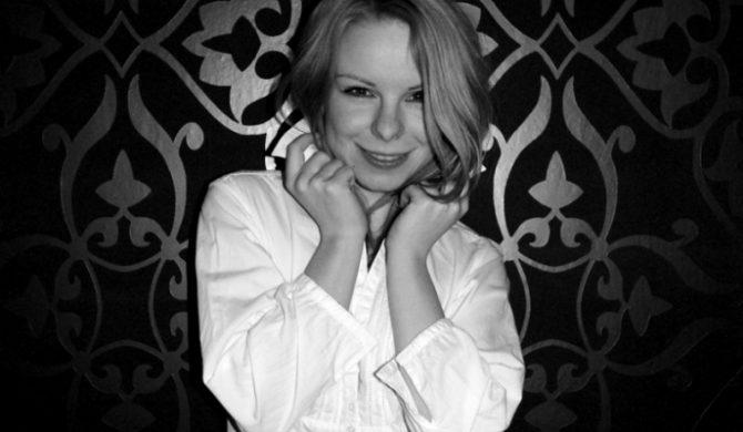 Alicja Janosz w studio