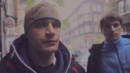 """KACZOR – na planie klipu """"Przyjaźń, duma, godność"""""""