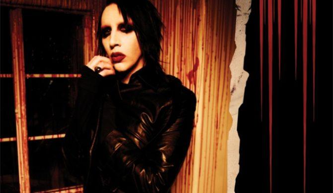 Marilyn Manson jadalny na winylu