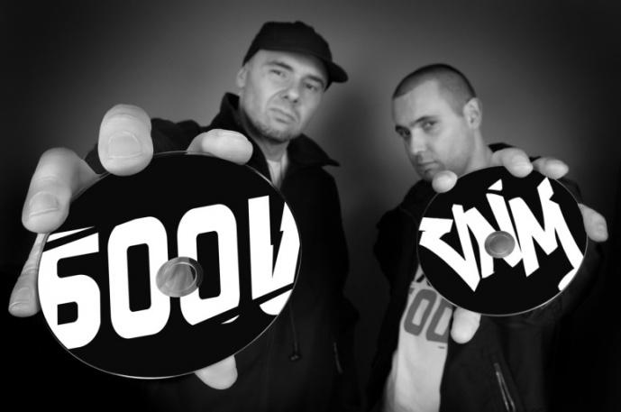 VNM i DJ 600V przed występem Method Mana i Redmana