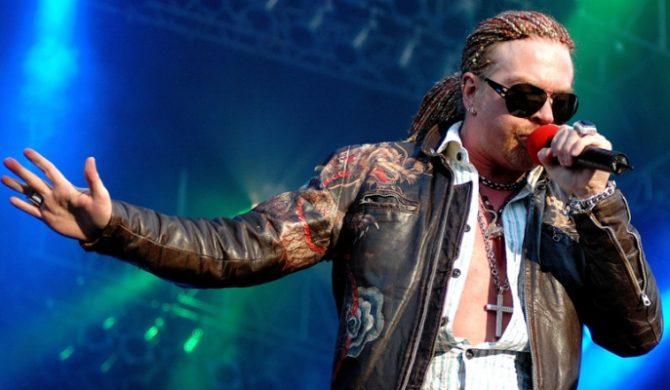 Guns N` Roses planują nowy album